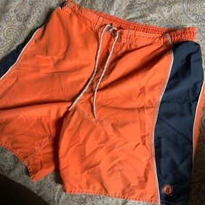 Mens Bill Blass Swim Trunks